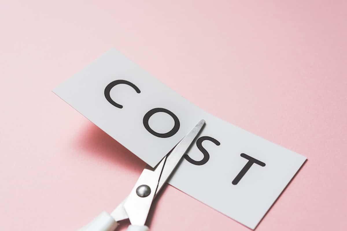 ブログは低コストで運用できる