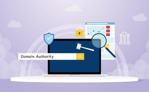 MozBarを使用して検索結果に出てくるWebサイトのドメインパワーを調査している画面