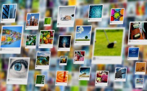 Googleレンズでたくさんの画像を検索する