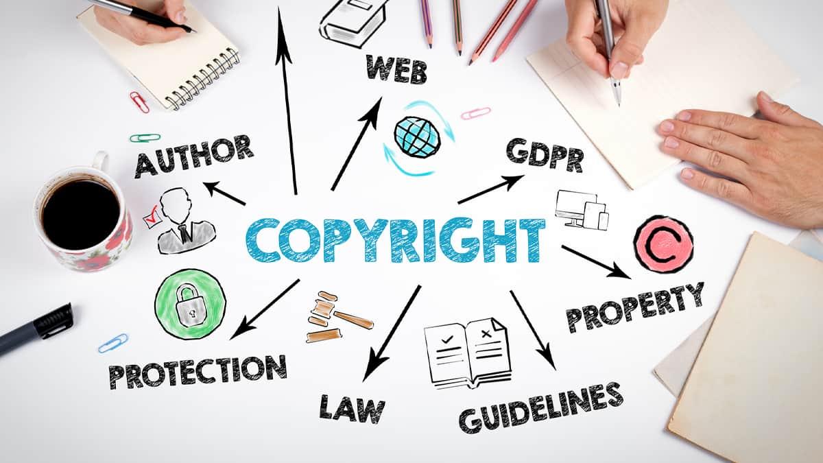 ブログ運営で気をつける著作権について解説する