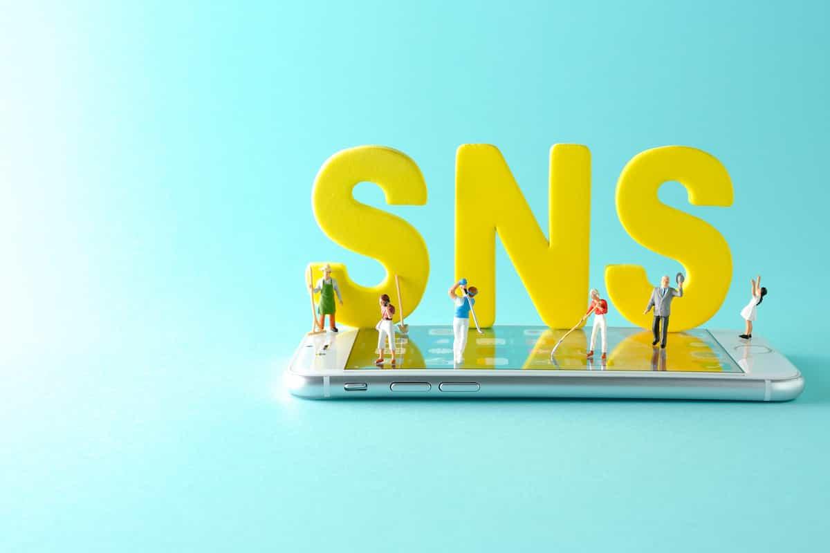 SNS(Twitter、Facebook、Instagram)と連携しよう!