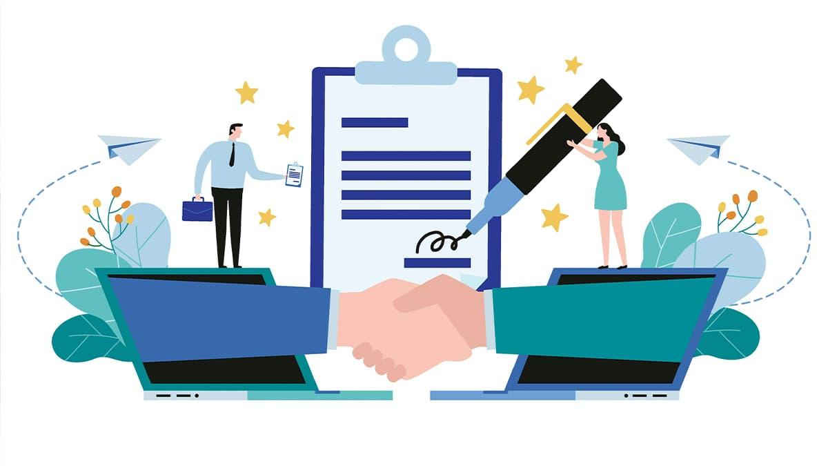 業務委託契約書での注意点や交渉ポイントを解説
